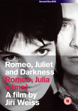Romeo, Julia a tma - British Movie Cover (thumbnail)