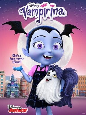 """Vampirina"" - Movie Poster (thumbnail)"