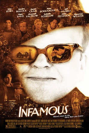 Infamous - Movie Poster (thumbnail)
