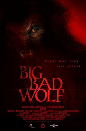 Big Bad Wolf - Movie Poster (thumbnail)