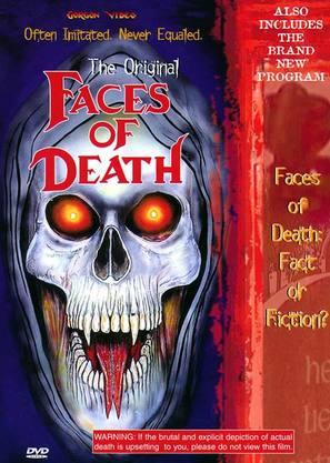 Faces Of Death - DVD cover (thumbnail)