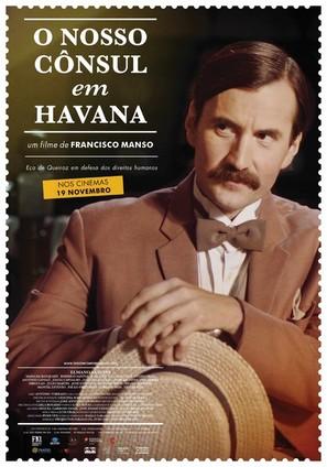 O Nosso Cônsul em Havana - Portuguese Movie Poster (thumbnail)