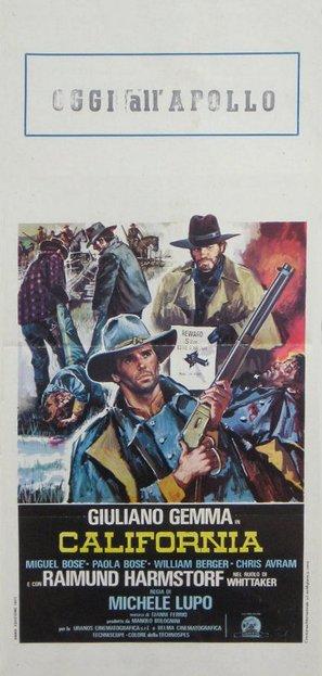 California - Italian Movie Poster (thumbnail)