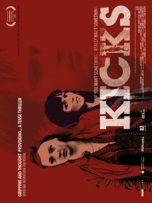 Kicks - British Movie Poster (thumbnail)