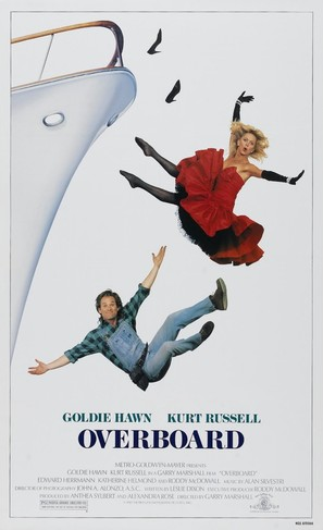 Overboard - Movie Poster (thumbnail)