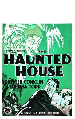 The Haunted House - Movie Poster (thumbnail)