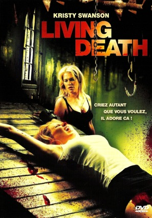 Living Death - French DVD cover (thumbnail)