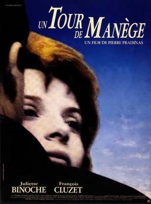 Un tour de manège - French Movie Poster (thumbnail)