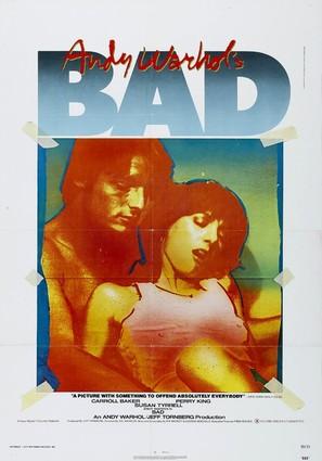 Bad - Movie Poster (thumbnail)