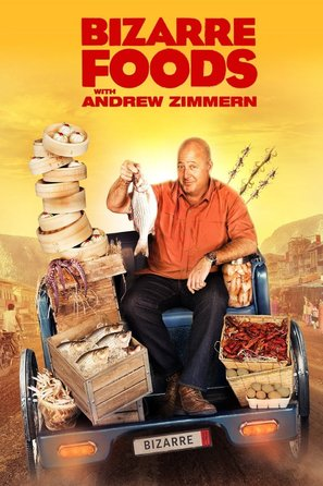 """Bizarre Foods with Andrew Zimmern"" - Movie Poster (thumbnail)"