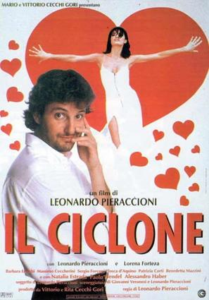 Il ciclone - Italian Movie Poster (thumbnail)