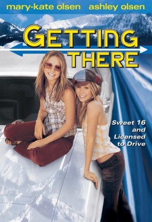 Getting There - DVD cover (thumbnail)