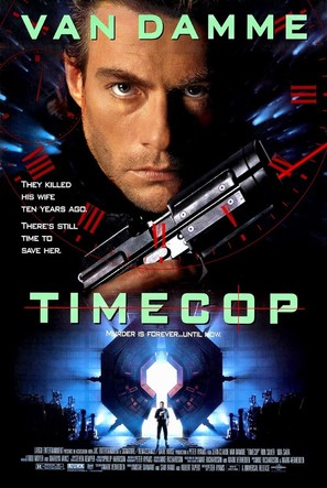 Timecop - Movie Poster (thumbnail)