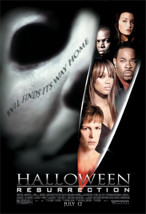 Halloween Resurrection - Movie Poster (thumbnail)
