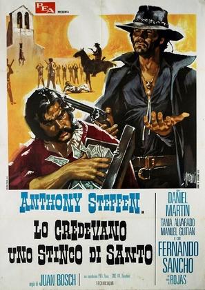 La caza del oro - Italian Movie Poster (thumbnail)