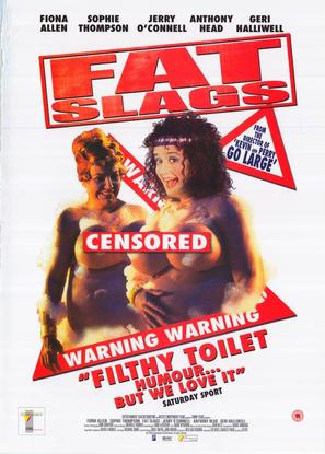 Fat Slags - British Movie Poster (thumbnail)