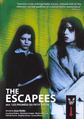 Les paumées du petit matin - DVD cover (thumbnail)