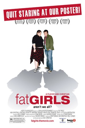 Fat Girls - Movie Poster (thumbnail)