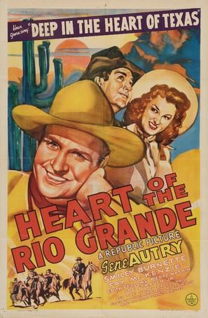 Heart of the Rio Grande - Movie Poster (thumbnail)