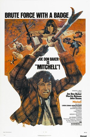 Mitchell - Movie Poster (thumbnail)