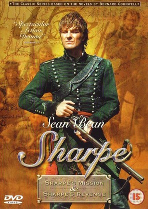 Sharpe's Mission - British Movie Poster (thumbnail)