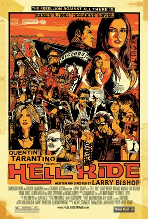 Hell Ride - Movie Poster (thumbnail)