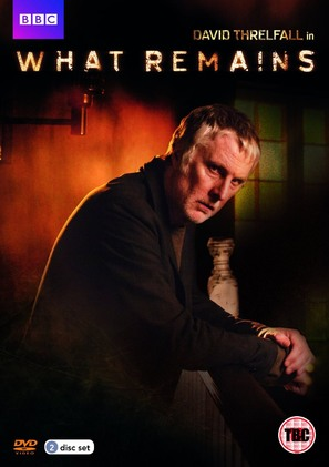 """""""What Remains"""" - British DVD movie cover (thumbnail)"""