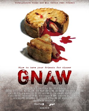 Gnaw - British Movie Poster (thumbnail)