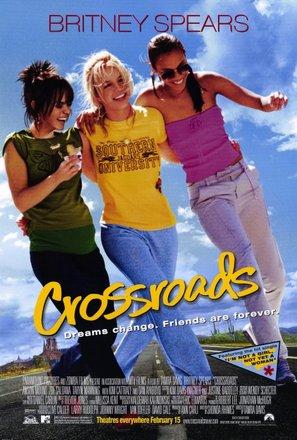 Crossroads - Movie Poster (thumbnail)