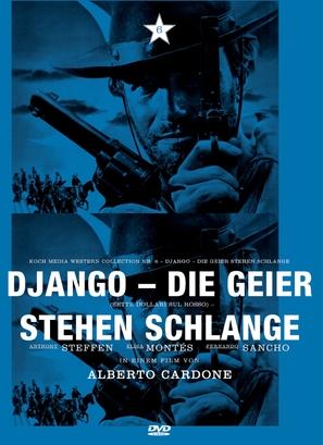 Sette dollari sul rosso - German DVD cover (thumbnail)