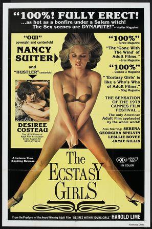 The Ecstasy Girls - Movie Poster (thumbnail)