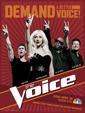 """The Voice"" - Movie Poster (thumbnail)"