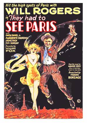 They Had to See Paris - Movie Poster (thumbnail)