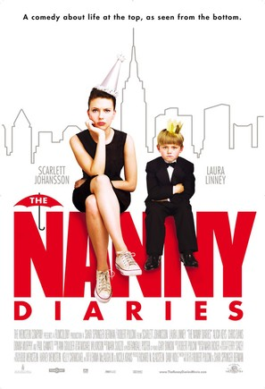 The Nanny Diaries - Movie Poster (thumbnail)