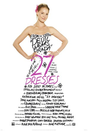 27 Dresses - Movie Poster (thumbnail)