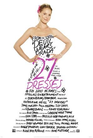 27 Dresses - Movie Poster (thumbnail)