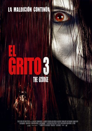 The Grudge 3 - Chilean Movie Poster (thumbnail)