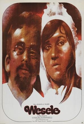 Wesele - Polish Movie Poster (thumbnail)