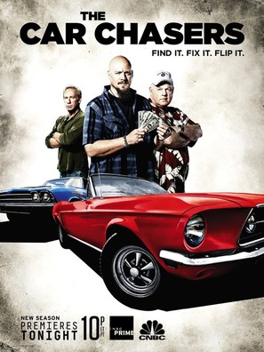 """The Car Chasers"" - Movie Poster (thumbnail)"