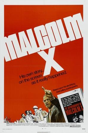 Malcolm X - Movie Poster (thumbnail)