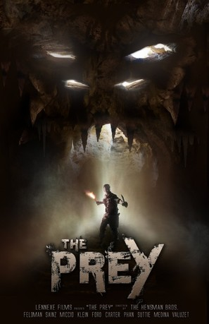The Prey - Movie Poster (thumbnail)