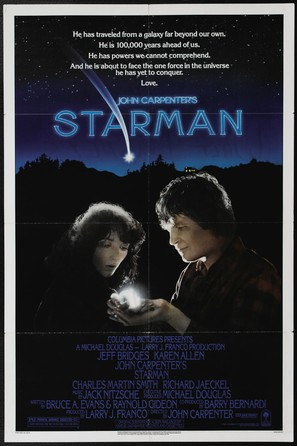 Starman - Movie Poster (thumbnail)