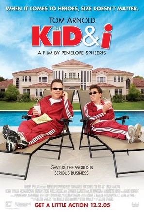 The Kid And I - Movie Poster (thumbnail)