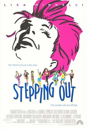 Stepping Out - Movie Poster (thumbnail)