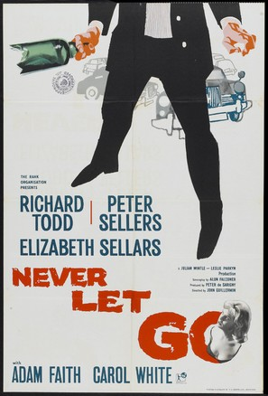 Never Let Go - British Movie Poster (thumbnail)