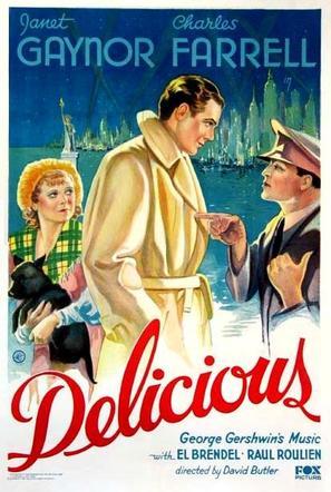 Delicious - Movie Poster (thumbnail)