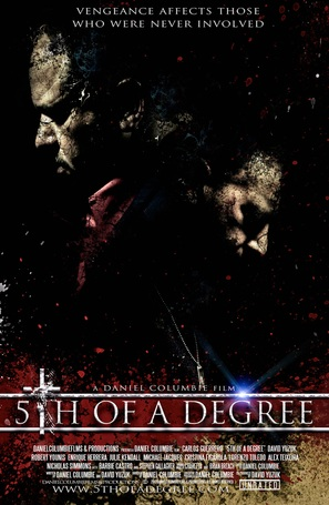 5th of a Degree - Movie Poster (thumbnail)