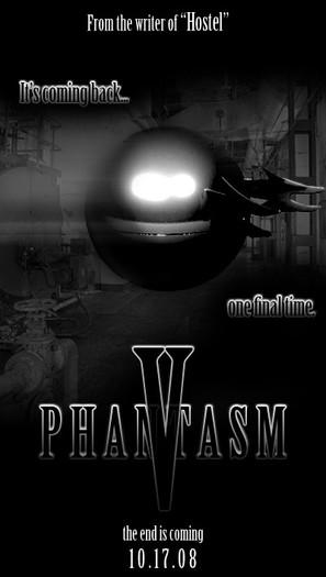 Phantasm V - Movie Poster (thumbnail)