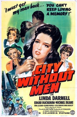 City Without Men - Movie Poster (thumbnail)