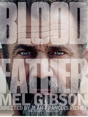 Blood Father - French Movie Poster (thumbnail)